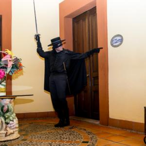 Show del Zorro