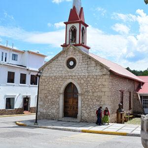 tour of El Fuerte